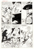 Original Comic Art:Panel Pages, Dick Ayers and Vince Colletta Two Gun Kid #74 Story Page 11 Original Art (Marvel, 1965)....