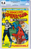 Bronze Age (1970-1979):Superhero, The Amazing Spider-Man #129 (Marvel, 1974) CGC NM 9.4 White pages....