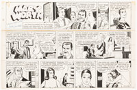 Ken Ernst Mary Worth Sunday Comic Strip Original Art dated 8-18-68 (Field Enterprises Inc., 1968)