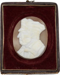 Political:3D & Other Display (pre-1896), Zachary Taylor: Family Owned Cameo. ...