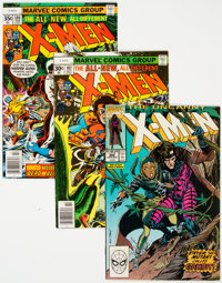 X-Men Group of 13 (Marvel, 1977-90) Condition: Average FN.... (Total: 13 Comic Books)