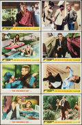 """Movie Posters:Drama, The Cincinnati Kid & Other Lot (MGM, 1965). Very Fine-. Lobby Cards (8) (11"""" X 14""""). Drama.. ... (Total: 8 Items)"""