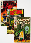 Silver Age (1956-1969):Superhero, Marvel Silver Age Group of 17 (Marvel, 1964-70).... (Total: 17 Comic Books)