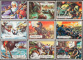 "Non-Sport Cards:Sets, 1962 Topps ""Civil War News"" High End Complete Set (88). ..."