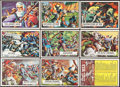 "Non-Sport Cards:Sets, 1962 Topps ""Civil War News"" Complete Set (88). ..."