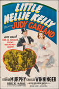 "Movie Posters:Musical, Little Nellie Kelly (MGM, 1940). Folded, Fine+. One Sheet (27"" X 41"") Style D. Vincentini (Ted Ireland) Artwork. Musical.. ..."