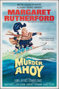 "Movie Posters:Mystery, Murder Ahoy (MGM, 1964). Folded, Very Fine. One Sheet (27"" X 41""). Tom Jung Artwork. Mystery.. ..."