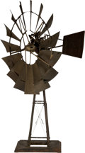 "Advertising:Signs, Farm Machinery: ""Salesman's Sample"" Storefront Model Windmill...."