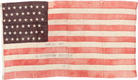 Gettysburg Reunion Flag: 65th Regiment New York Volunteer Infantry