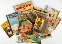 Vintage Children's Books Group of 12 (Various Publishers, 1930s-50s).... (Total: 12 Items)