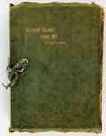 Books:First Editions, Ring W. Lardner Regular Fellows I Have Met First Edition (Carbery & Reed, 1919)....