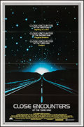 """Movie Posters:Science Fiction, Close Encounters of the Third Kind (Columbia, 1977). Very Fine. Programs (3) (Multiple Pages, 9"""" X 12""""), Fold-Out Mag..."""