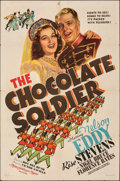 """Movie Posters:Musical, The Chocolate Soldier (MGM, 1941). Folded, Fine/Very Fine. One Sheet (27"""" X 41"""") Style C. Musical.. ..."""