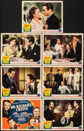 """Movie Posters:Drama, Dr. Kildare's Crisis (MGM, 1940). Overall: Very Fine-. Title Lobby Card & Lobby Cards (6) (11"""" X 14""""). Drama.. ... ..."""