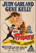 """Movie Posters:Musical, The Pirate (MGM, 1948). Folded, Fine/Very Fine. Australian One Sheet (27"""" X 40""""). Musical.. ..."""