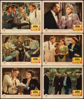 """Movie Posters:Comedy, Rationing (MGM, 1944). Very Fine-. Lobby Cards (6) (11"""" X 14""""). Comedy.. ... (Total: 6 Items)"""