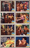 """Movie Posters:Drama, The Red Danube (MGM, 1949). Very Fine-. Lobby Card Set of 8 (11"""" X 14""""). Drama.. ... (Total: 8 Items)"""