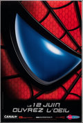 """Movie Posters:Action, Spider-Man (Columbia, 2002). Rolled, Very Fine-. French Grande (46.5"""" X 69"""") Advance. Action.. ..."""