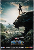 """Movie Posters:Action, Black Panther (Walt Disney Studios, 2018). Rolled, Very Fine-. French Grande Printer's Proof (46.5"""" X 69""""). Action.. ..."""
