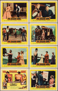 Movie Posters:Western, The Dalton Girls & Other Lot (United Artists, 1957). Very ...