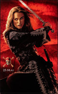 Movie Posters:Adventure, Pirates of the Caribbean: At World's End (Buena Vista International, 2007). Rolled, Very Fine+. French Vinyl Banners ...