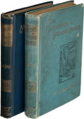 Books:Mystery & Detective Fiction, A[rthur] Conan Doyle. The Adventures of Sherlock Holmes. London: George Newnes, 1892. First edition, first state wit... (Total: 2 Items)