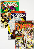 Bronze Age (1970-1979):Superhero, X-Men Group of 16 (Marvel, 1979-81) Condition: Average NM-.... (Total: 16 Comic Books)