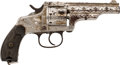 Handguns:Single Action Revolver, Frank Hamer: Important Merwin Hulbert Revolver with which the Legendary Lawman Killed His First Man....