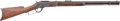 Long Guns:Lever Action, Historic Tombstone Winchester Second Model 1876 Lever Action Rifle, Serial No. 8557,...