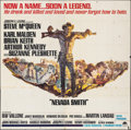 "Movie Posters:Western, Nevada Smith (Paramount, 1966). Folded, Fine. Six Sheet (81"" X 81""). Western.. ..."