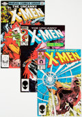 Modern Age (1980-Present):Superhero, X-Men Group of 94 (Marvel, 1980-88) Condition: Average NM-.... (Total: 87 Comic Books)