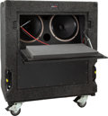 Musical Instruments:Amplifiers, PA, & Effects, Modern Stage Gear Hermit-Cab Gray Guitar Speaker Cabinet.