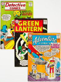 DC Silver Age Group of 20 (DC, 1962-68) Condition: Average FN.... (Total: 20 )