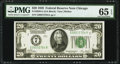 Small Size:Federal Reserve Notes, Fr. 2050-G $20 1928 Federal Reserve Note. PMG Gem Uncirculated 65 EPQ.. ...