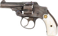 Buffalo Bill's Wild West: Smith & Wesson Revolver Belonging to the Show's Manager F. B. Hutchinson