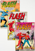 Silver Age (1956-1969):Superhero, The Flash Group of 58 (DC, 1960-72) Condition: Average VG.... (Total: 58 Comic Books)
