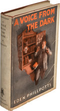Books:Mystery & Detective Fiction, Eden Phillpotts. A Voice from the Dark. New York: 1925. First U. S. edition....