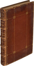 Books:Literature Pre-1900, Charles Dickens. Hard Times. London: 1854. First edition, with all internal flaws as listed in Smith....
