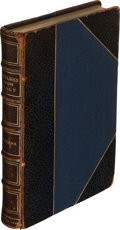 Books:Travels & Voyages, Charles Dickens. Pictures from Italy. London: 1846. First edition....