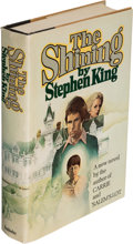 Books:Horror & Supernatural, Stephen King. The Shining. Garden City: 1977. First edition, first printing....