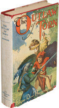 Books:Fiction, Edgar Rice Burroughs. The Outlaw of Torn. Chicago: 1927. First edition....