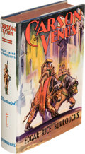 Books:Science Fiction & Fantasy, Edgar Rice Burroughs. Carson of Venus. Tarzana: [1939]. First edition. Inscribed by Burroughs....