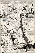 Original Comic Art:Panel Pages, John Buscema and George Tuska The Avengers #47 Story Page 2 Original Art (Marvel Comics, 1967)....