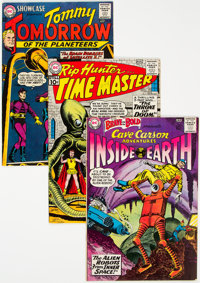 DC Silver and Bronze Age Sci-Fi Group of 5(DC, 1961-73) Condition: Average FN/VF.... (Total: 5 )