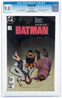 Batman #404 (DC, 1987) CGC NM/MT 9.8 White pages