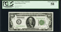 Fr. 2151-E $100 1928A Federal Reserve Note. PCGS Choice About New 58