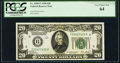 Small Size:Federal Reserve Notes, Fr. 2050-F $20 1928 Federal Reserve Note. PCGS Very Choice New 64.. ...