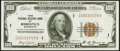 Fr. 1890-I $100 1929 Federal Reserve Bank Note. Choice About Uncirculated