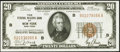 Fr. 1870-B $20 1929 Federal Reserve Bank Note. Choice Crisp Uncirculated