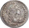 Early Dollars, 1797 $1 9x7 Stars, Large Letters, B-1, BB-73, R.3, AU53 PCGS....